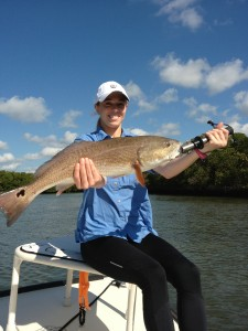 Redfish Charters in Naples