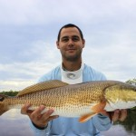 Redfish Fishing Charters in Naples