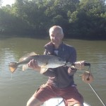 Redfish charters in Naples, Florida