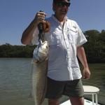Redfish fishing charter captains
