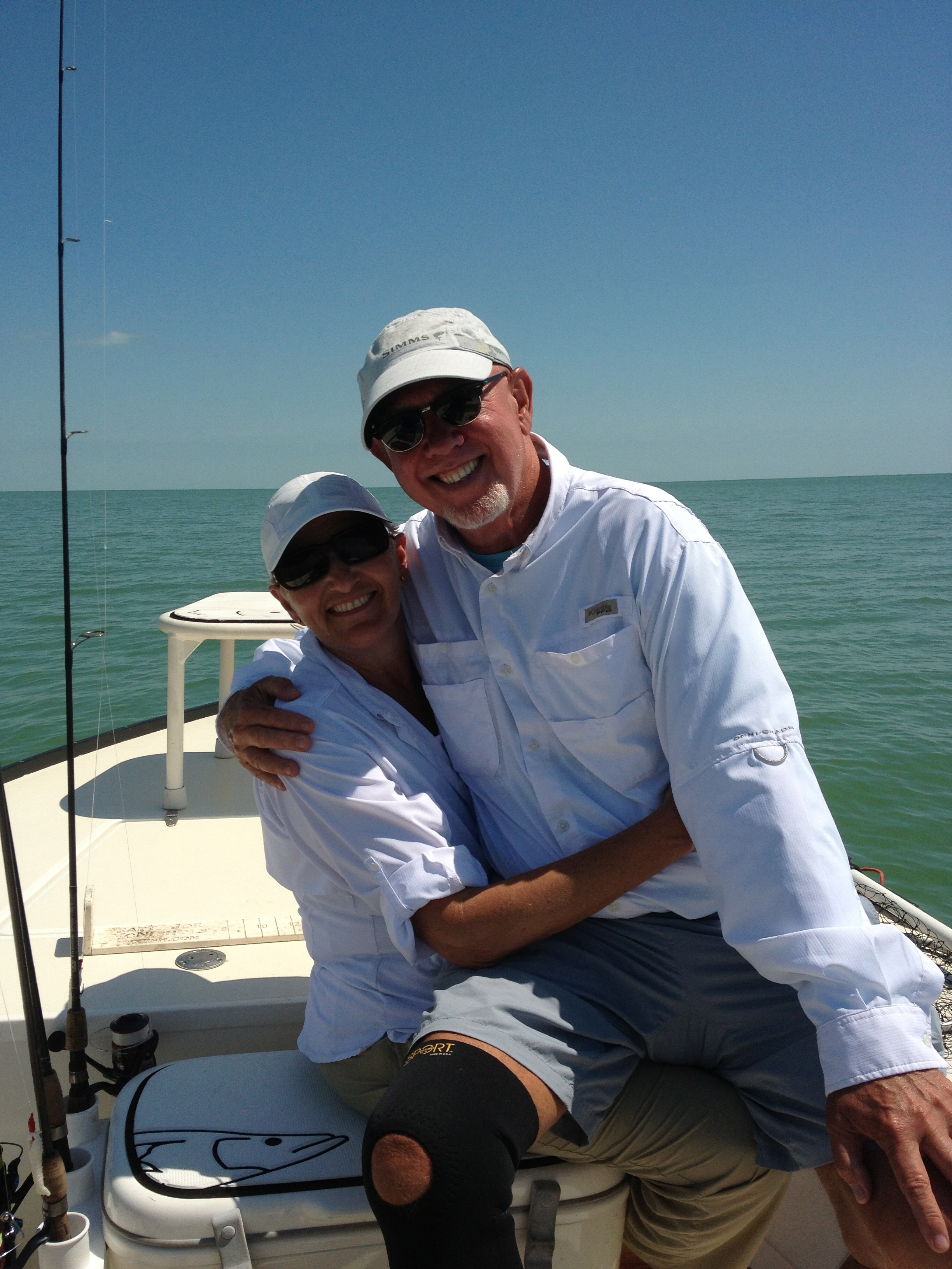 fly fishing charters in Everglades National Park